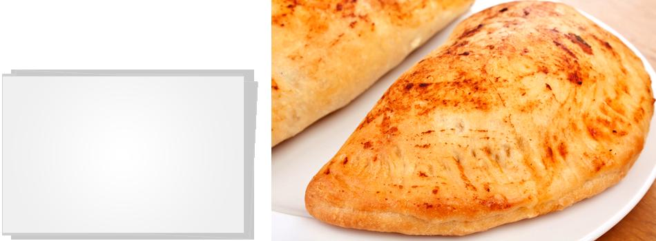Calzones pizza