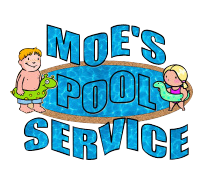 Moe's Pool and Spa Service  logo