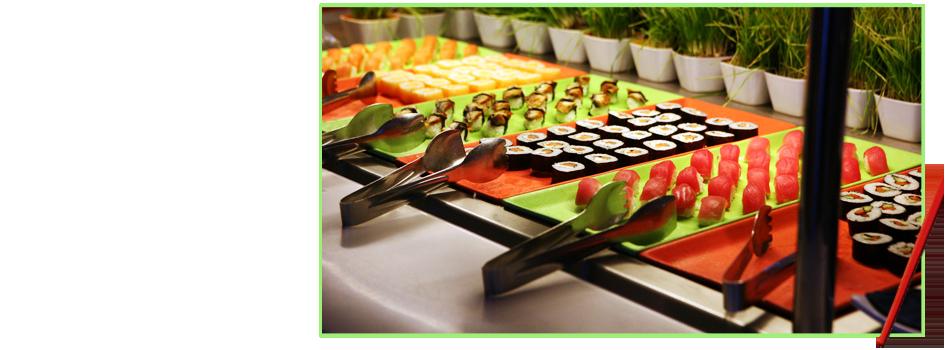 Sushi Restaurant | Dothan, AL | Ichiban Sushi & Seafood Buffet | 334-792-9988