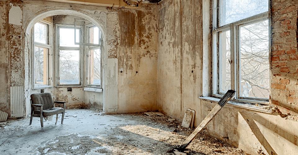 Delightful Interior Demolition