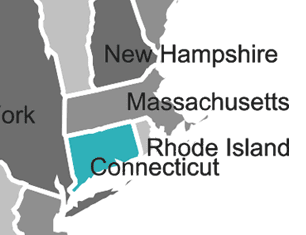 P & T Environmental Contractors service area map