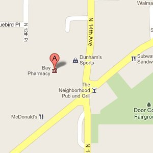 Eyes For You 1300 Egg Harbor Rd # 160 (Cherry Point Mall) Sturgeon Bay, WI 54235-1285