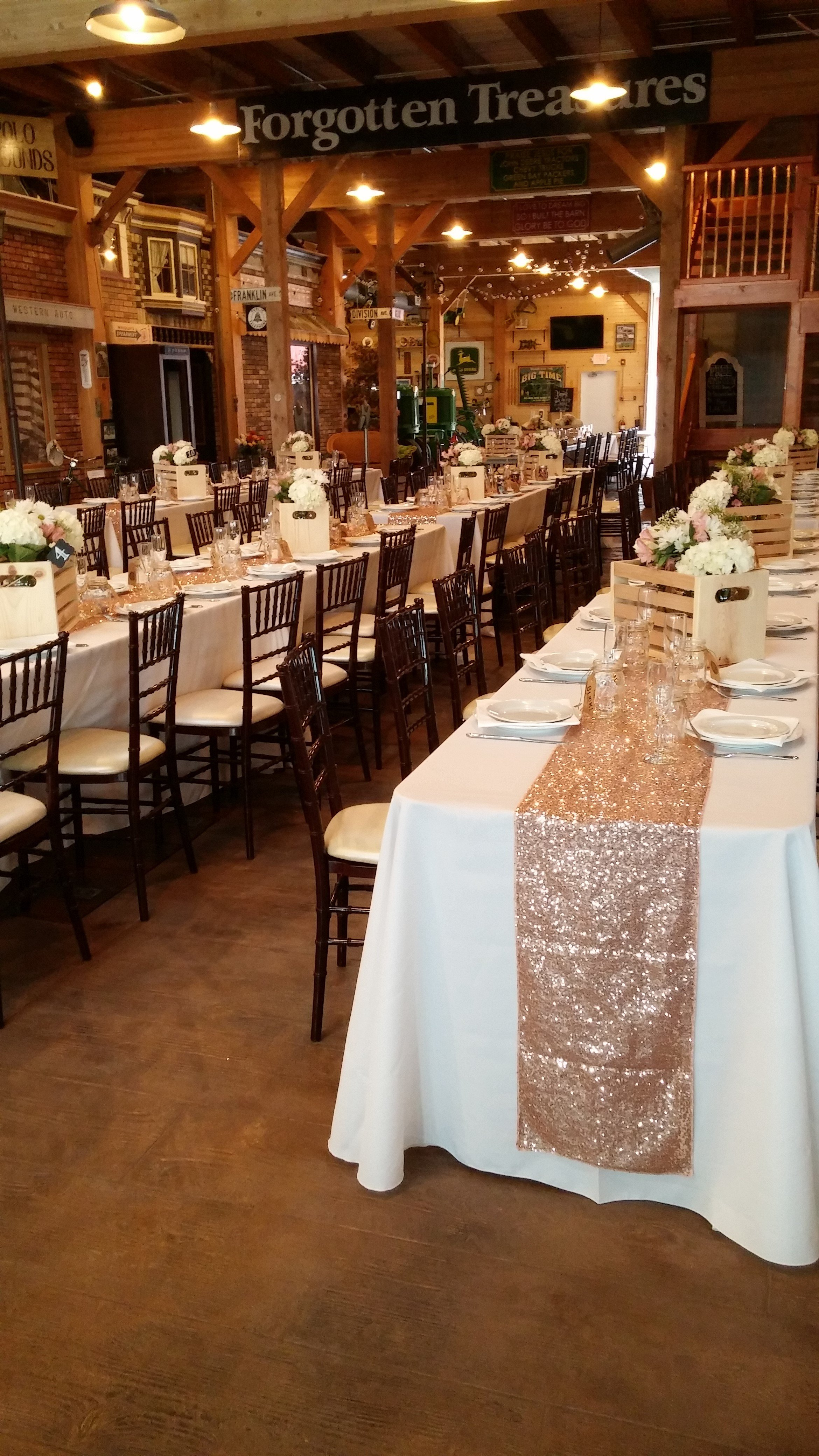 Wedding Rentals Candelabras
