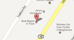 Best Bagels In Town 1435 Upper Front Street, Binghamton, NY 13901