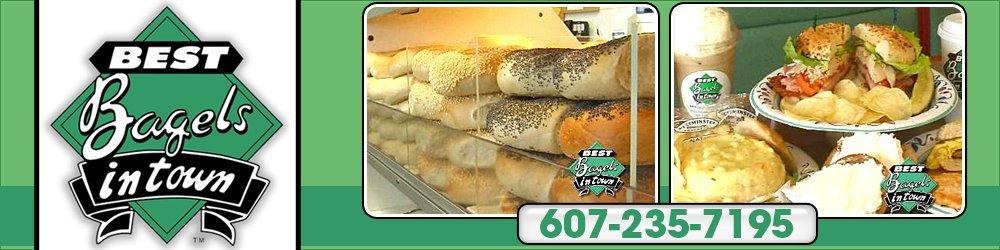 Bagel Shop - Binghamton, NY - Best Bagels In Town