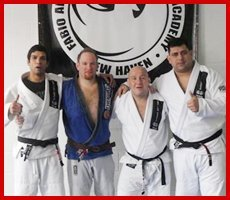 Martial Arts Instruction - New Haven, CT - Carlson Gracie