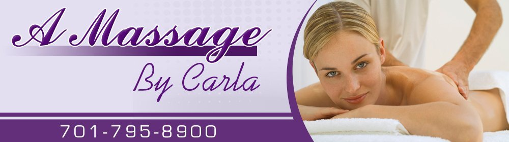 Massage Therapy Service - Grand Forks, ND - A Massage By Carla