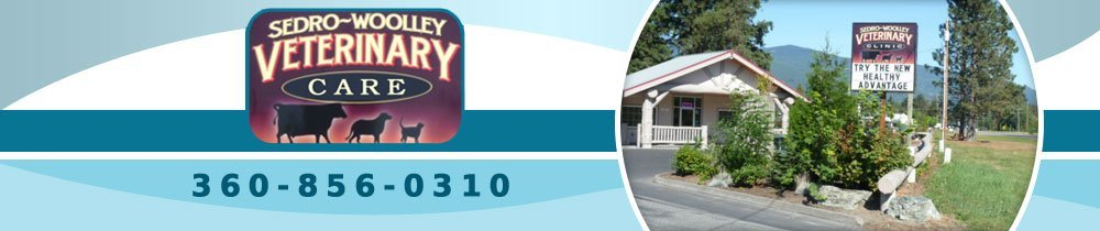 Veterinary Care - Sedro Woolley, WA - Sedro Woolley Veterinary Care