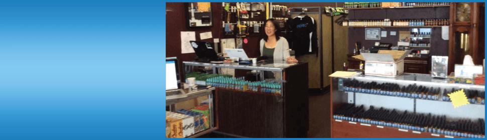 Electronic Cigarette Store | Coeur D'Alene, ID | The Vapor Café | 208-818-0247