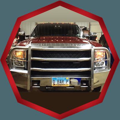 Pickup truck bumper