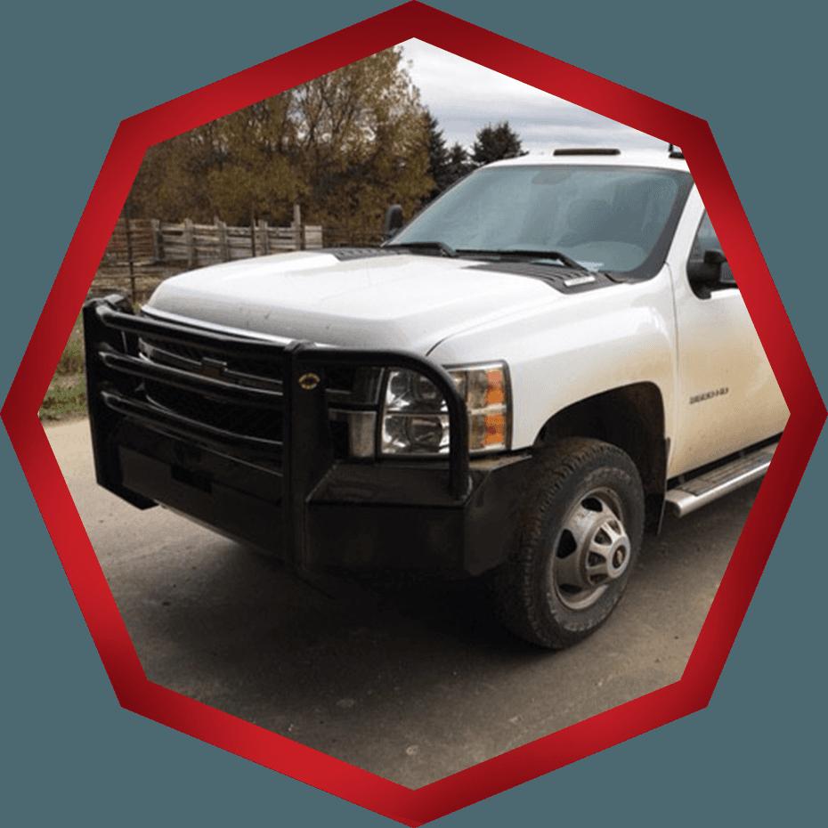 Pickup bumper