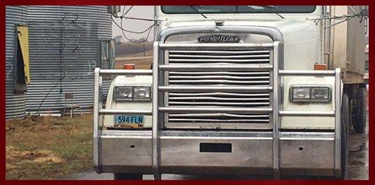 Semi-Truck Bumper