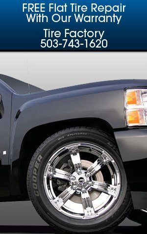Tire Sales And Service - The Dalles, OR - Tire Factory