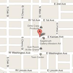 Forsyth Furniture 103 S Main St.  Medicine Lodge,  KS 67104-0291