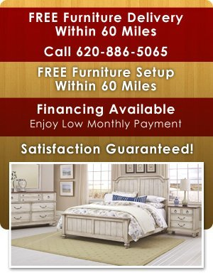 Furniture Store - Medicine Lodge, KS - Forsyth Furniture