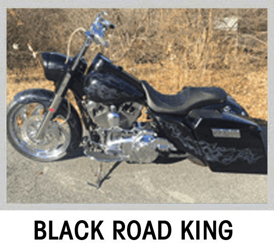 Black Road King 83