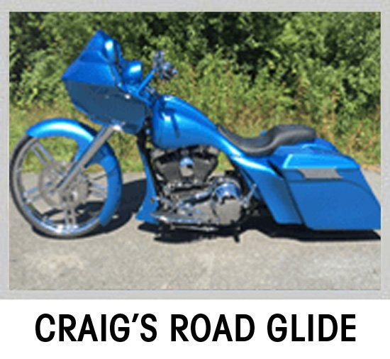 Craig Road Glide | Motorcycles | Motorbikes