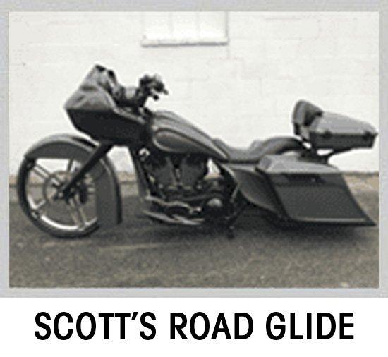 Scott's Road Glide | Motorcycles | Motorbikes