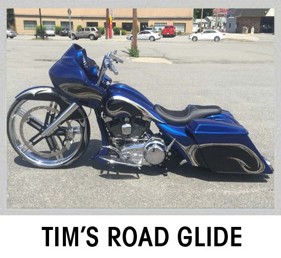 Tim's Road Glide
