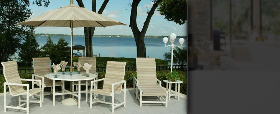 PVC tables | Crystal River, FL | Crystal Casual Incorporated | 352-795-2794