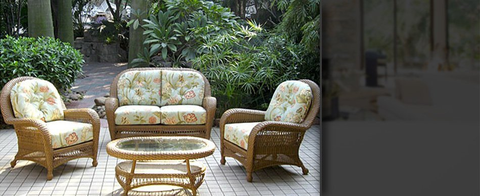 wicker loungers | Crystal River, FL | Crystal Casual Incorporated | 352-795-2794