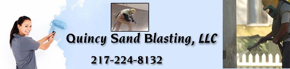 Sandblasting Quincy, IL - Quincy Sand Blasting, LLC 217-224-8132