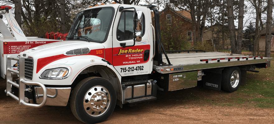 Towing trucks