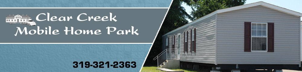 Manufactured Homes - Tiffin, IA - Clear Creek Mobile Home Park