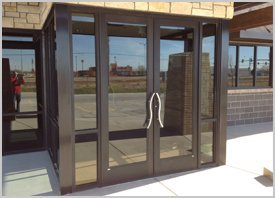 Salina, KS - Residential and Commercial Glass Work - Glass Services