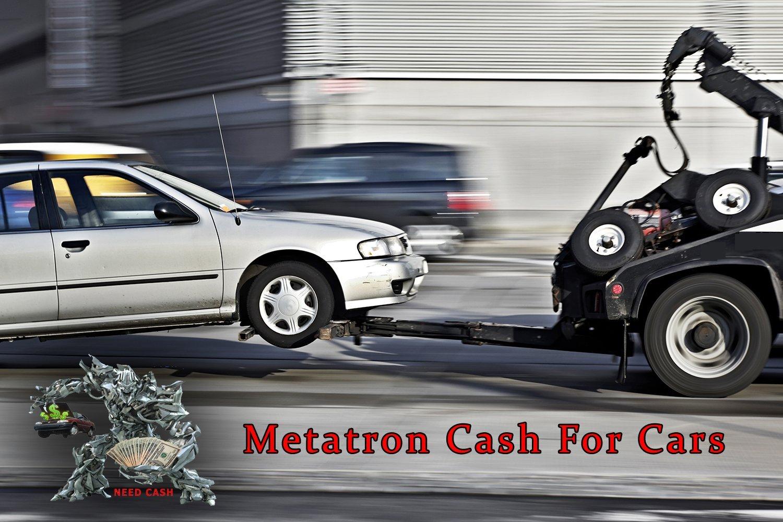 Metatron Cash For Cars | Auto Salvage | Memphis, TN