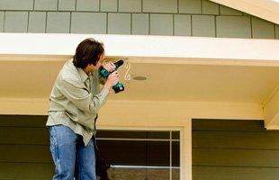 Built-in gutter installation | Mercerville, NJ | Flesch's Roofing | 609-503-4407