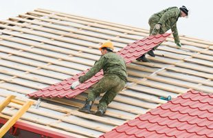 Re-roof | Mercerville, NJ | Flesch's Roofing | 609-503-4407