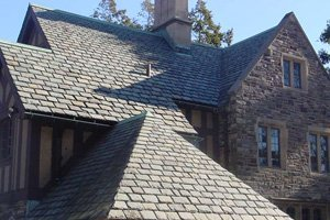 Shingle and slate roof | Mercerville, NJ | Flesch's Roofing | 609-503-4407