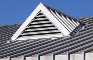 Sheet metal roof | Mercerville, NJ | Flesch's Roofing | 609-503-4407