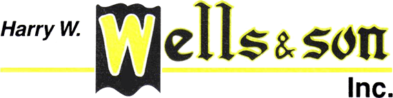 Harry W. Wells & Son, Inc. - Logo