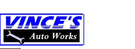 Auto Service | Uniontown, PA | Vince's Auto Works | 724-437-5633