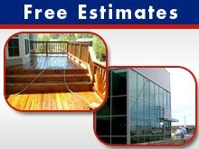 Pressure Washing Services - Terre Haute, IN - City Wide Window Cleaning and Pressure Washing