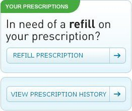 Refill Prescription