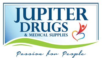 Jupiter Drugs - logo
