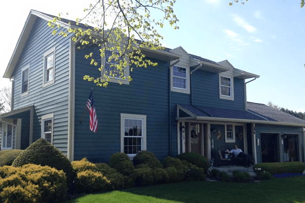 Painting and pressure washing services
