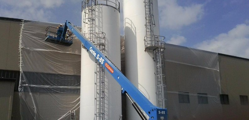 Industrial painting painting services sidney oh for Industrial painting service