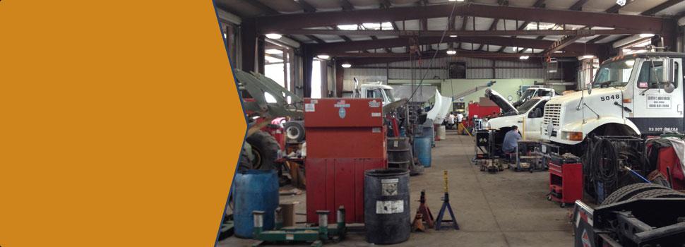 Truck Repair | Douglas, GA | Lott's Diesel Service Inc. | 912-384-5022
