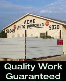 Auto Repair Shop - Fort Worth, TX - Acme Auto Repair