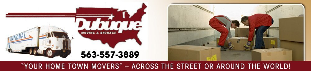 Moving Services - Peosta, IA - Dubuque Moving & Storage