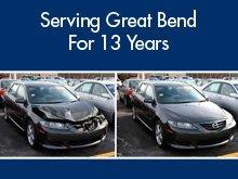 Auto Center - Great Bend, KS - Heartland Collision