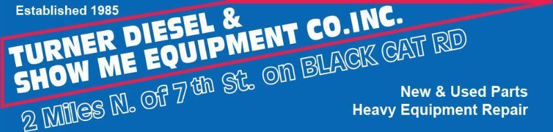 Turner Diesel & Show Me Equipment Co Inc - Logo