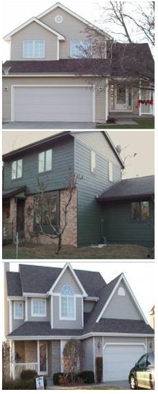 House Siding - Ames, IA - Property Service Agency, LLC