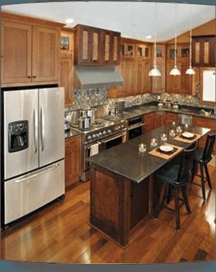 Oak cabinets | Benton Harbor, MI | River Valley Kitchen Sales | 269-925-0669