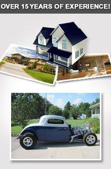 Home Construction - Muncie, IN - Ambrosetti's Inc.