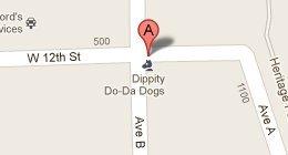 Dippity Do-Da-Dogs 608 West 12th St., Rome, GA 30165